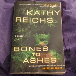 Used: Book Bones to Ashes